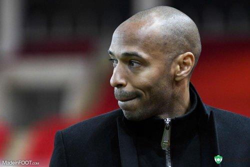 Thierry Henry espère que la sauce va prendre entre Messi, Neymar et Mbappé