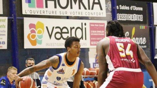 Basket-ball. NM1. Face à Bordeaux, Les Sables passent à côté
