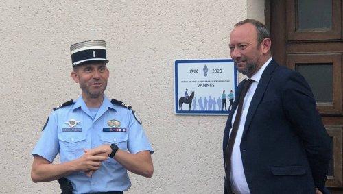 Vannes. La Gendarmerie fête ses 300 ans