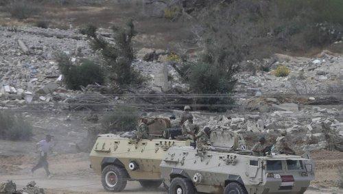 Terrorisme. L'Égypte contrôle ses djihadistes du Sinaï