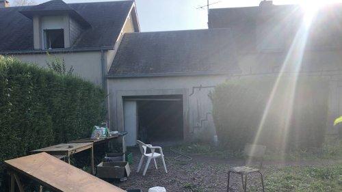 À Ranville (Calvados) dix demandeurs d'asile évacués d'un squat à dix jours de la trêve hivernale