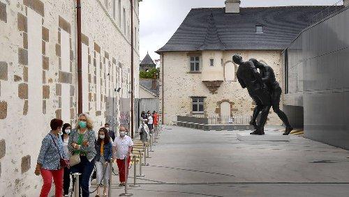 Rennes. Ils découvrent en avant-première l'exposition Pinault au Couvent des Jacobins