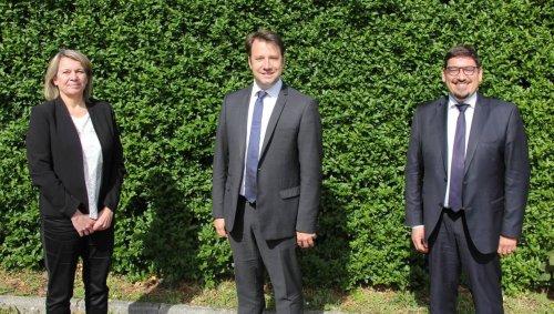 Régionales. Loïg Chesnais-Girard lance son pôle écologiste à Saint-Malo