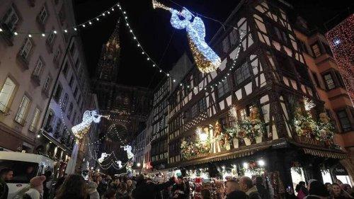 Strasbourg. Le marché de Noël se réinvente pour l'édition 2021 avec de nouveaux aménagements