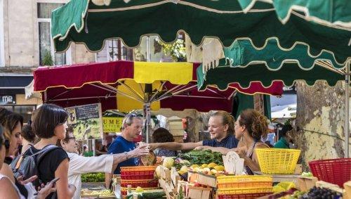 Flânez sur les marchés du Finistère Sud