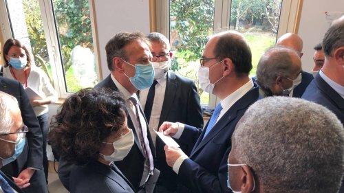VIDÉO. Visite du Premier ministre Jean Castex à Lorient : ils leur ont fait passer des messages