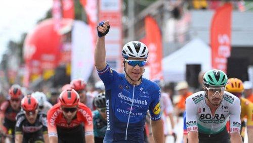 Cyclisme. Tour de Wallonie : Simmons remporte le général, la dernière étape pour Jakobsen