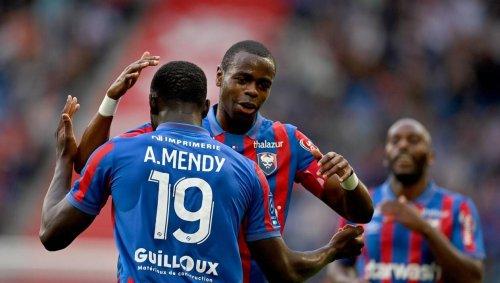 Ligue 2. SM Caen : la défense à trois, meilleur choix ?