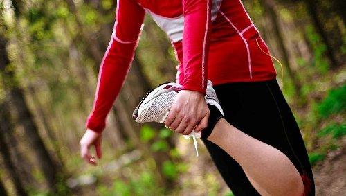 Running. Les étirements, avant ou après la course ?