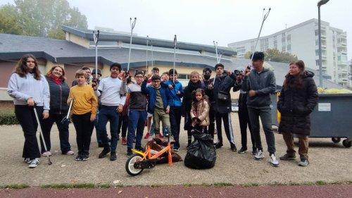 Caen : à La Pierre-Heuzé, on a fêté la mobilité