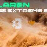 Extreme E : McLaren va rejoindre le mouvement en 2022 ! - Le Mag Sport Auto