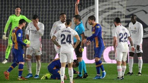 Real Madrid – FC Barcelone. L'arbitrage du Clasico au cœur d'une polémique en Espagne