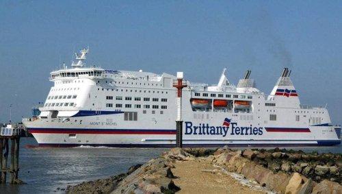 Un membre de l'équipage du ferry Ouistreham-Portsmouth évacué en pleine mer au large du Havre