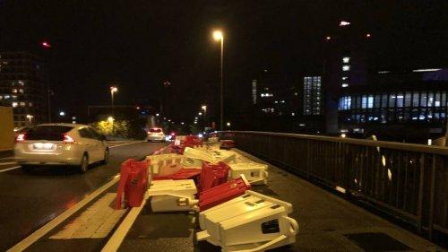 DIRECT. Pont fermé : grand bazar dans le quartier République, à Nantes | Presse Océan
