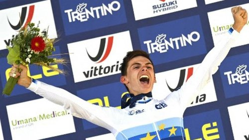Cyclisme. Groupama-FDJ engage un Français champion d'Europe