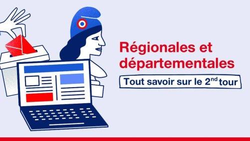 Régionales et départementales : votre édition numérique d'Ouest-France offerte aujourd'hui