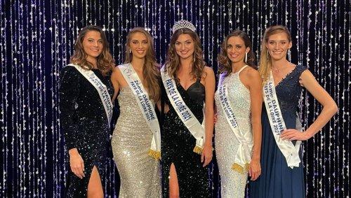 Miss Pays de la Loire 2021. Line Carvalho, de Loire-Atlantique, a été élue