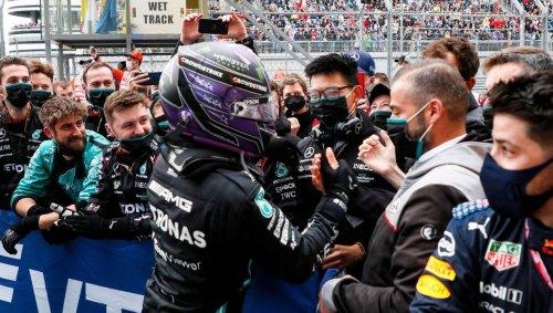 Formule 1. Le classement des pilotes au Championnat du monde après le Grand Prix de Russie