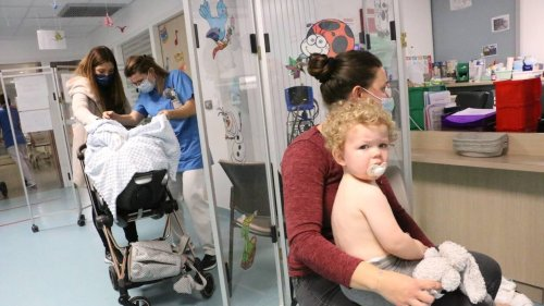 Bronchiolite : les urgences pédiatriques du Mans prises d'assaut