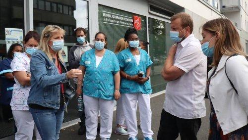Nantes. Personnel non vacciné, chambardement à la maison de retraite