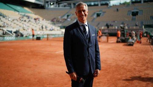 ENTRETIEN. Marc Maury, speaker de Roland-Garros : « Présenter Nadal ? Terrible pour l'adversaire »