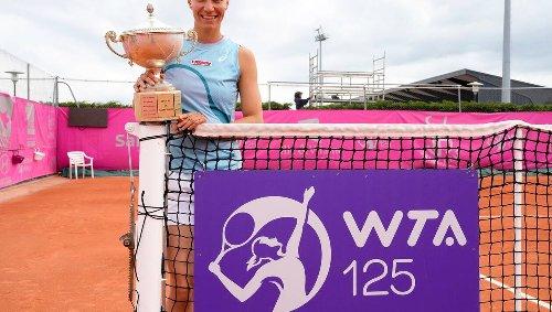 Tennis. Open 35 WTA de Saint-Malo : La Suissesse Viktorija Golubic sacrée