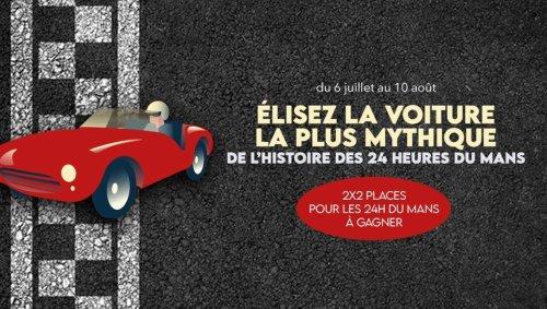 24 Heures du Mans. Concours des voitures mythiques : une édition du siècle avant Audi