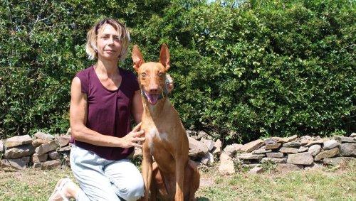 Pays de la Loire. Elle est l'une des seules éleveuses de chiens du pharaon en France