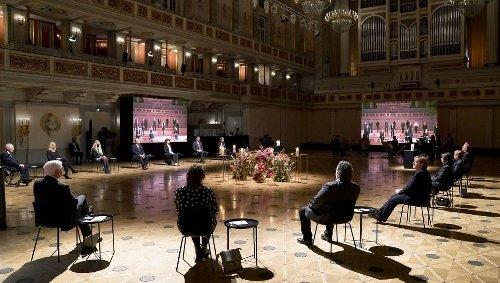 Covid-19. L'Allemagne rend un hommage national aux morts et exhorte à l'unité