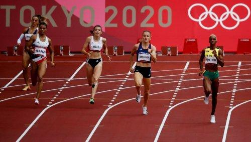 Jeux Olympiques. Amandine Brossier (Angers Sco Athlé) qualifiée pour les demi-finales du 400 mètres