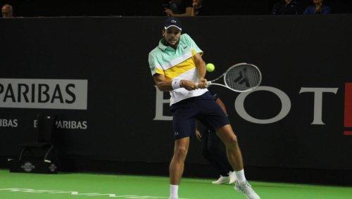 Tennis. Open de Rennes : le Français Grégoire Barrère éliminé par Liam Broady