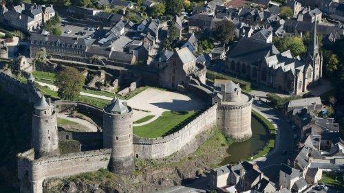 Fougères, la plus grande forteresse médiévale d'Europe