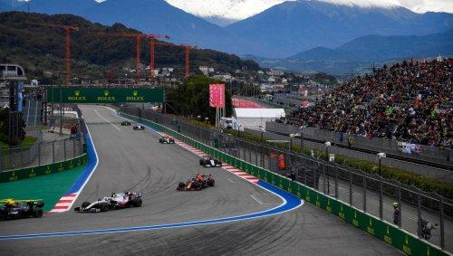DIRECT. Formule 1 - GP de Russie : Lewis Hamilton décroche le 100e succès de sa carrière