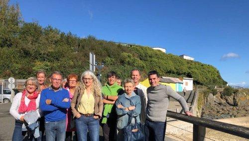 Saint-Brieuc. « Non au retour des sédiments près de la plage du Valais même temporairement ! »