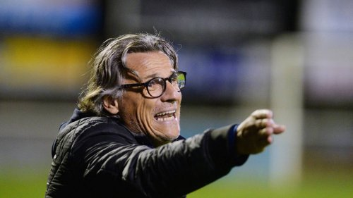 Stade briochin Didier Santini : « On méritait de gagner, mais… »