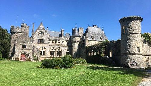 Une page se tourne pour le château de Martinvast