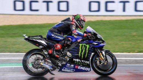MotoGP. Grand Prix de Saint-Marin : Bagnaia décroche la pole, Quartararo en première ligne