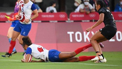 Rugby à 7 JO. La France médaillée d'argent après la défaite en finale face aux All Blacks