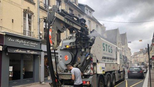 Des travaux sur le réseau pour éviter les inondations à Bayeux