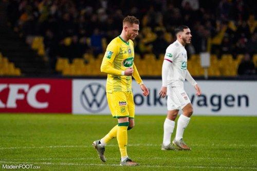 Le FC Nantes s'impose face à Brest