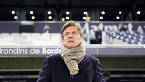 Ligue 1. Frédéric Longuépée quitte les Girondins de Bordeaux avec un beau chèque