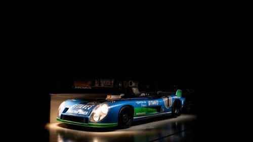 Le Mans. Le Musée des 24 Heures à découvrir… by night !