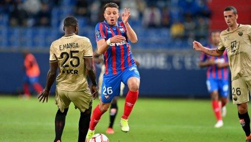 Ligue 2. Armougom se manque, Chahiri avait pourtant marqué… Les notes des Caennais face à Dijon