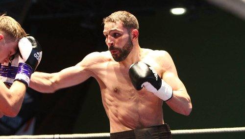 Boxe. WBA : nouvelle victoire pour le Morbihannais Sandy Messaoud qui conserve sa ceinture