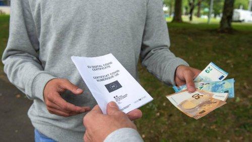 Loiret. Un réseau de faux passes sanitaires démantelé