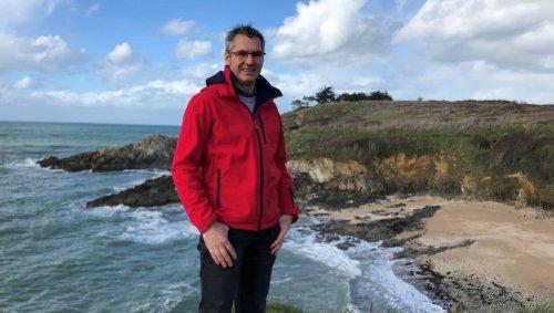 Ce Breton a créé un site internet pour faciliter l'organisation de randonnées sur le GR 34