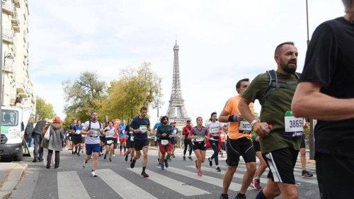 REPORTAGE. « Plus que 18 km avant l'apéro », on a testé pour vous finisher du Marathon de Paris