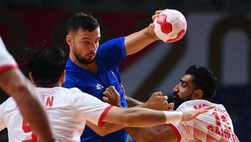 Handball JO. Les Bleus ne font qu'une bouchée du Bahreïn et se qualifient pour les demi-finales