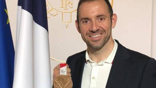 En Mayenne. Médaillé olympique, François Pervis a reçu la Légion d'honneur