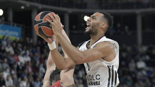 Basket-ball. Euroligue : nouvel exploit de Villeurbanne, vainqueur du CSKA Moscou